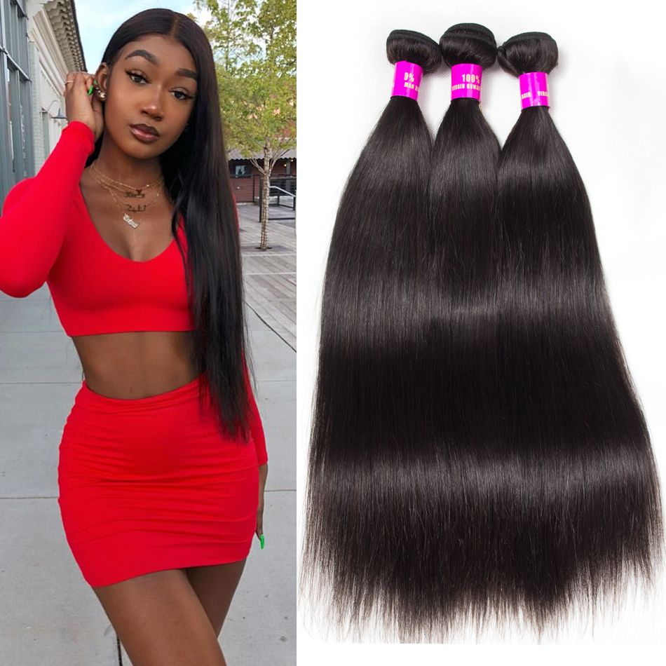 tinashe hair brazilian straight hair 3 bundles