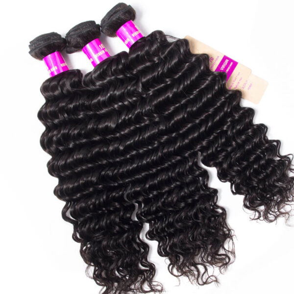 tinashe hair deep wave bundles