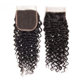 curly hair closure 1