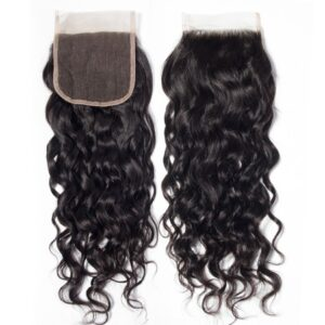 tinashe hair water wave cosure (1)