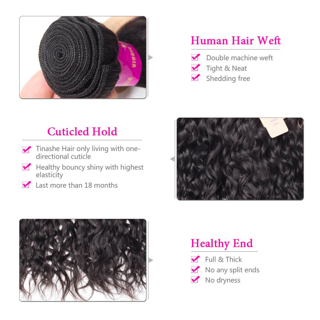 tinashe hair water hair bundles