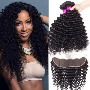tinashehair-human-hair-deep-wave-4-bundles-with-frontal