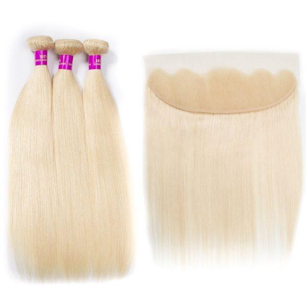 tinashe hair straight human hair 613 color (8)