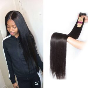 tinashe long straight hair one bundle