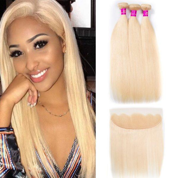 tinashe hair 613 straight hair with frontal
