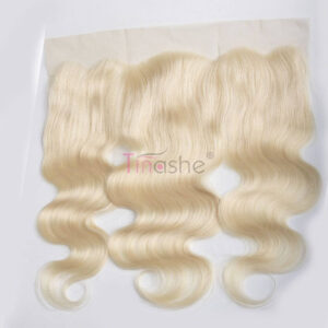 tinashe hair 613 body wave blonde frontal closure