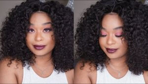 Tinashe hair back to school - Curly Hair