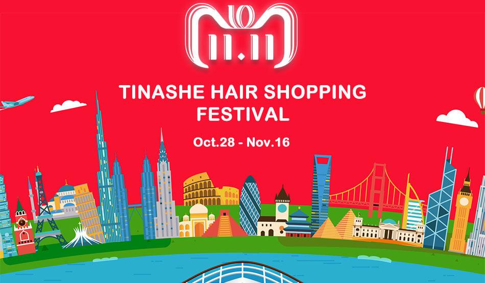Tinashe hair 11.11 sale image