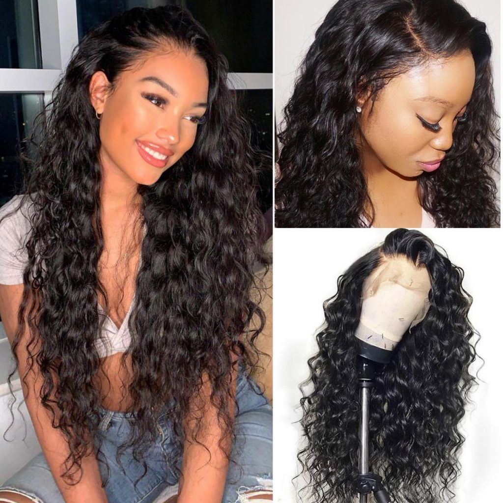 loose deep 360 lace frontal wig