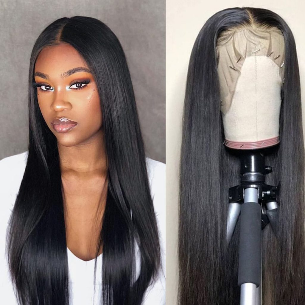 Full lace straight wigs