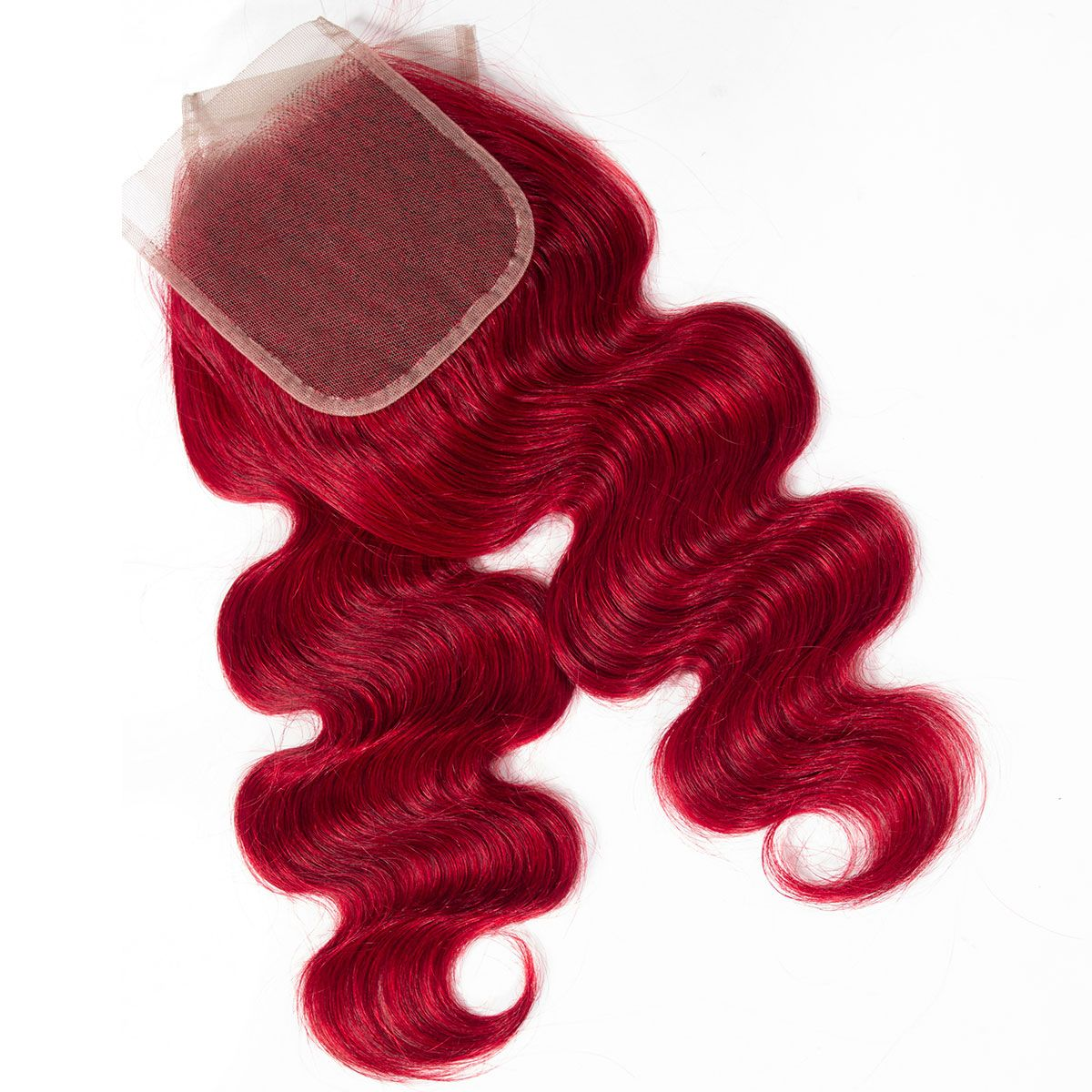 red body wave closure