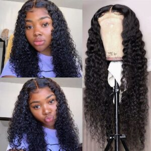 Deep-wave-transparent-lace-front-wig