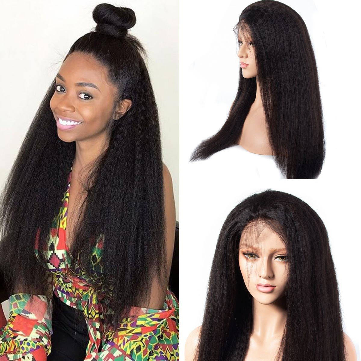 Kinky-straight-360-lace-wig