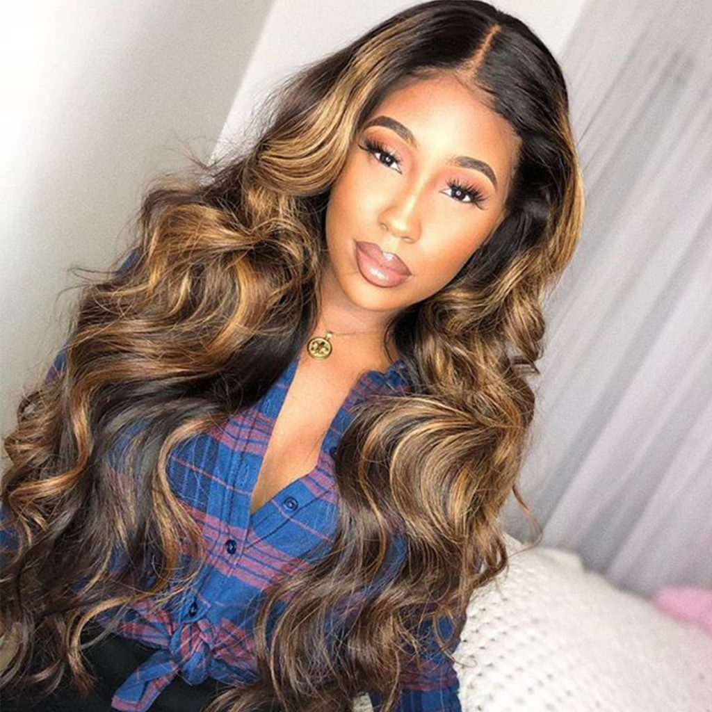 highlight-body-wave-lace-front-wig
