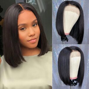 straight-lace-closure-bob-wigs